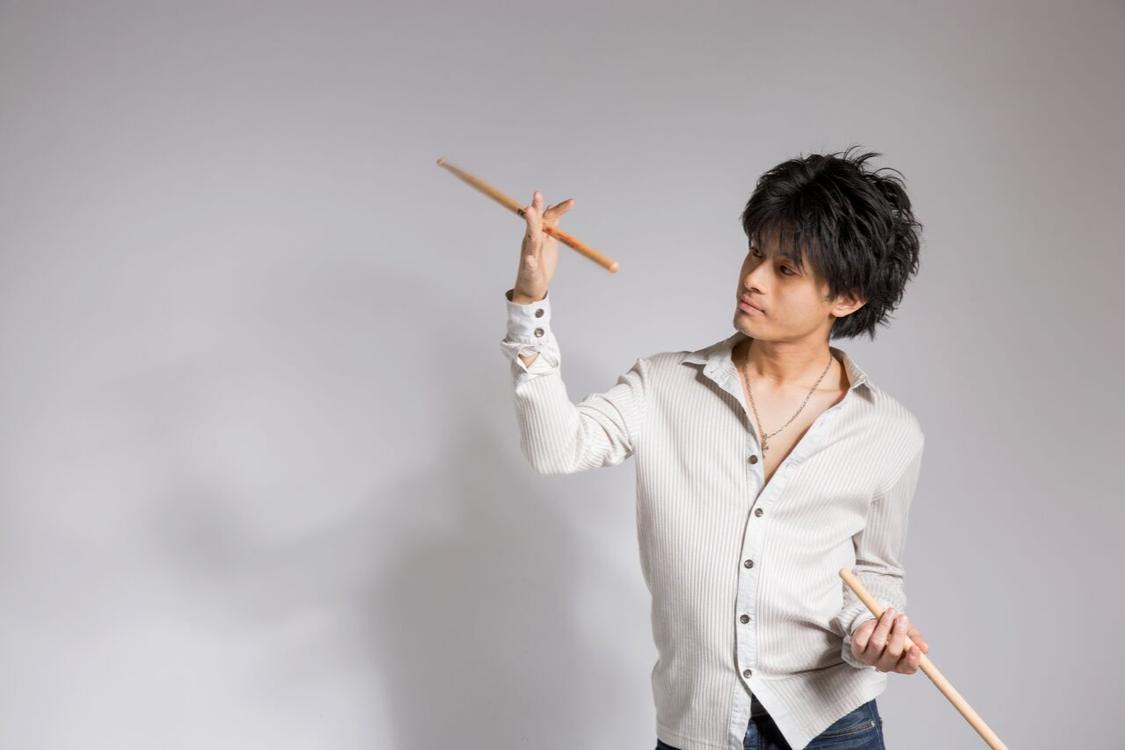 ドラム講師tatsuya